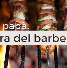 Caro papà è l'ora del Barbecue
