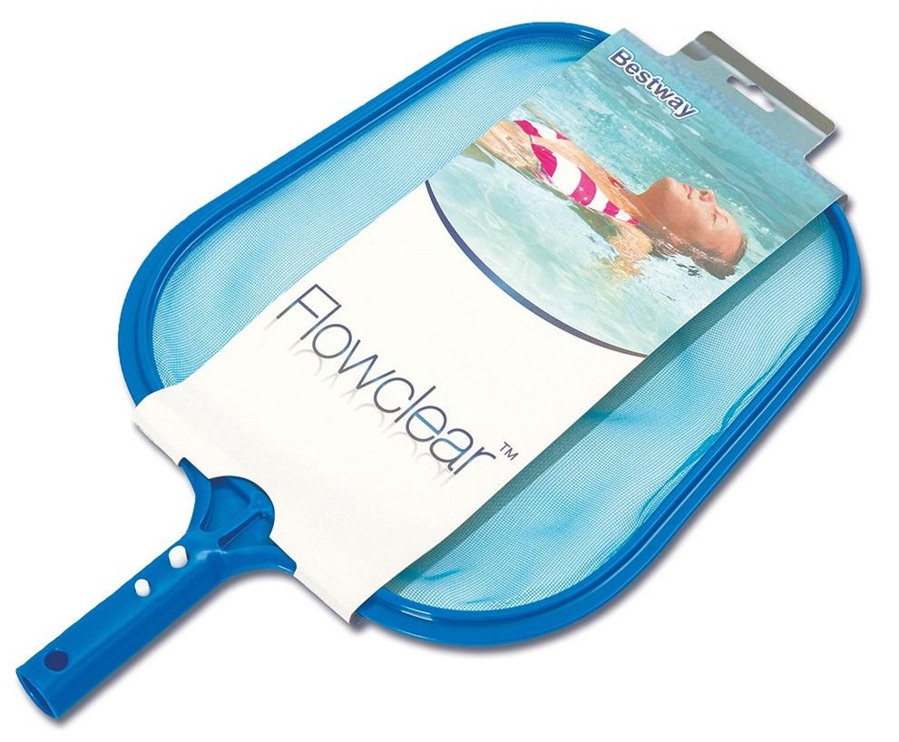 Retino per pulizia superficie piscina in polietilene for Bestway piscine e accessori