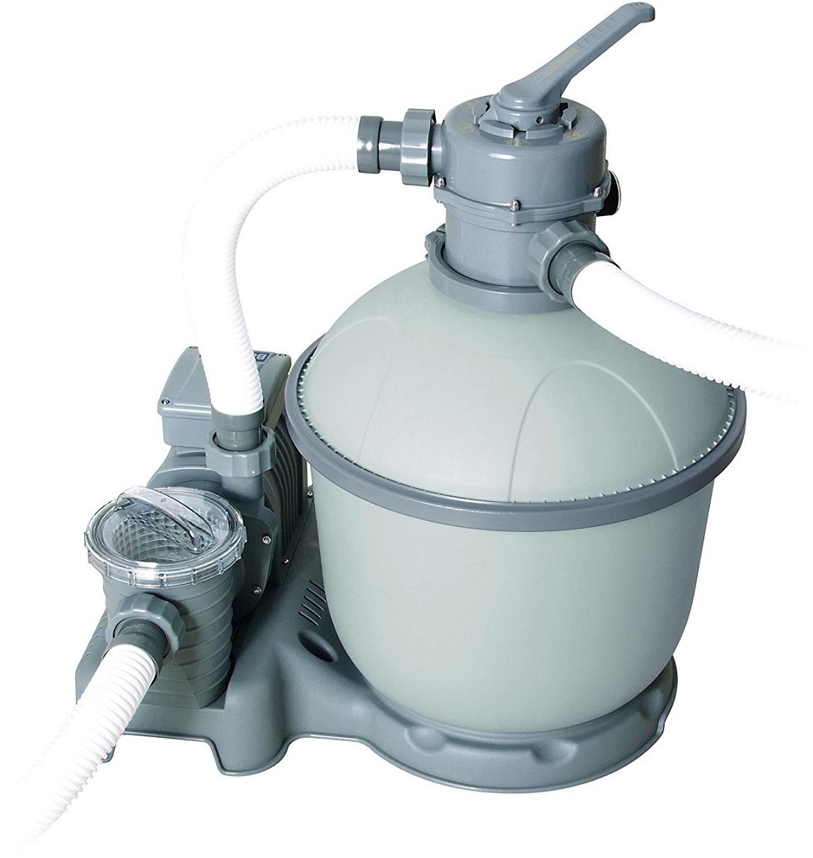 Pompa filtro a sabbia per piscina 5678 lt h piscine e for Pompe piscine bomba psh