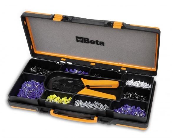 Pinza per capicorda a tubetto 1606a c9 beta utensileria meccanica