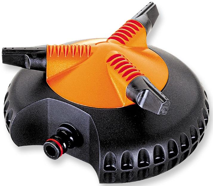 Idrojet 2000 irrigatore rotante claber vaporizzatori for Irrigatore rotante