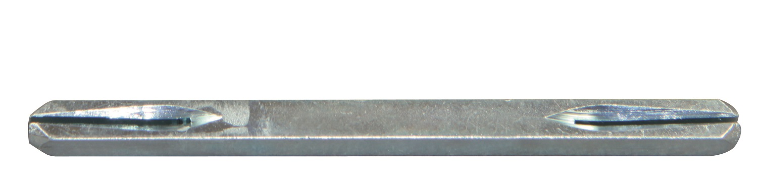 Quadro maniglia 8mm per spranga universale viro vanzo for Spranga universale viro