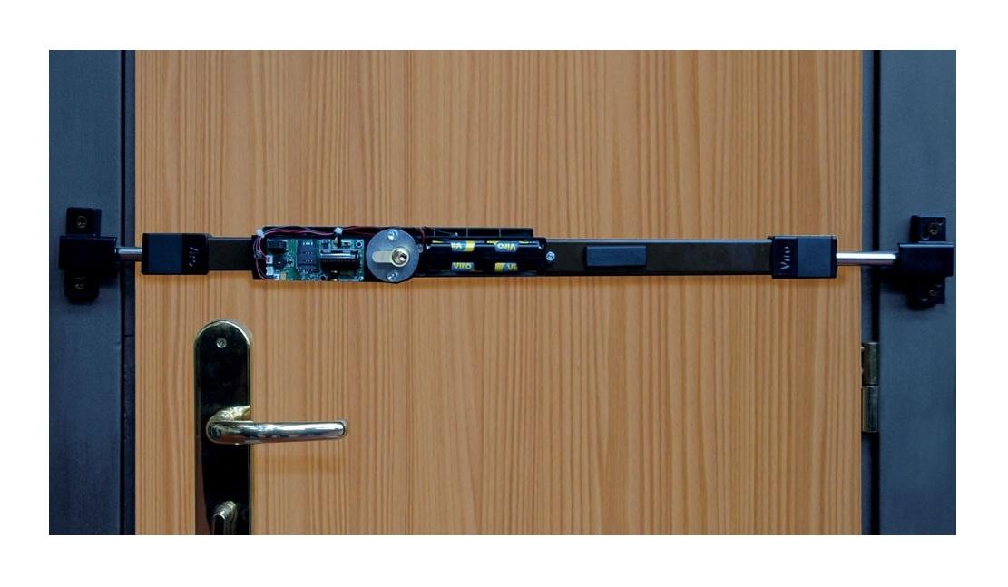 Spranga universale elettronica cm 170 viro vanzo for Spranga universale per porte