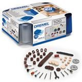 Dremel set modulare 100 accessori