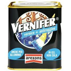 Vernifer antracite antichizzato 750 ml. - Arexon