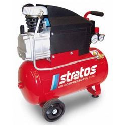 Compressore Stratos 24 litri 2Hp.