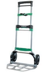 Carrello per valigie stackable
