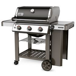 Barbecue a gas Weber Genesis II E-310 Black