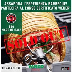 Corso Weber BBQ MADE IN ITALY