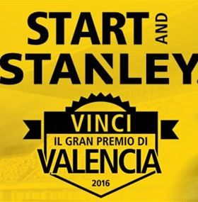 CONCORSO START AND STANLEY®