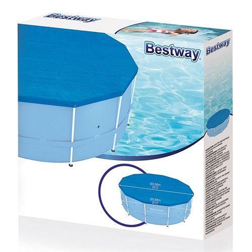Copertura piscina tonda 366 cm piscine e accessori vanzo - Calze per piscina ...